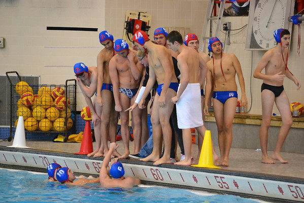 GA-PC Day: Boys' Water Polo