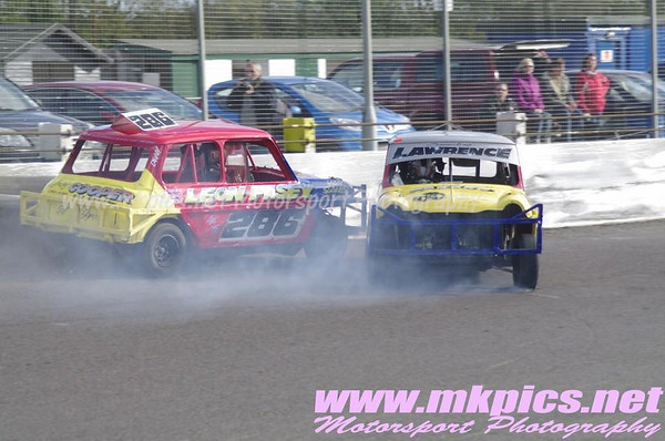 ORCi Ministox, Northampton, 19 October 2014