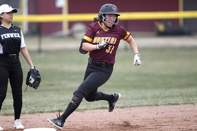 Montini vs. Fenwick Softball