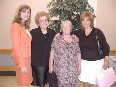 Community Life - Martha Lambou Last Day at HT - September 16, 2007