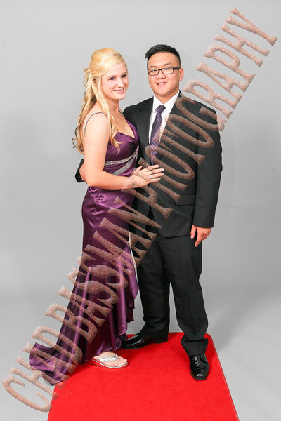 North High Prom @ Grandview Clubhouse 5/3/14