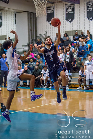 20180216_Springbrook v Blake Boys Basketball