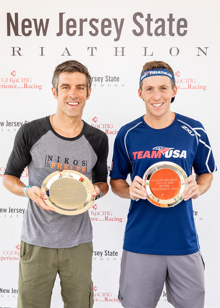 New Jersey State Triathlon Awards - 2018 Olympic