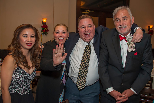 All 30th CF Concierge Gala @ Maggiano's 11-28-18