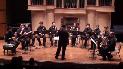 2013-12-04 - USC Saxophone Studio Recital