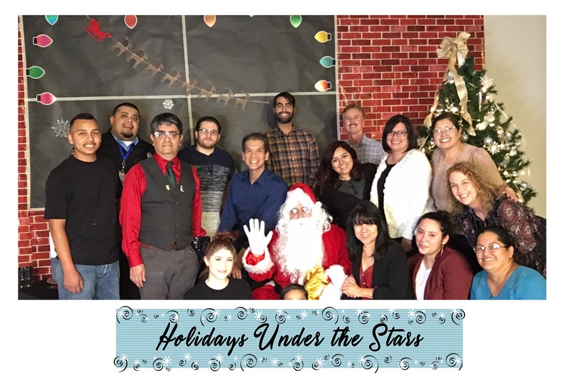 PUENTE Learning Center Holidays Under The Stars