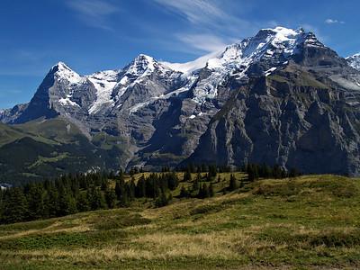 Gimmelwald, Murren, Switzerland