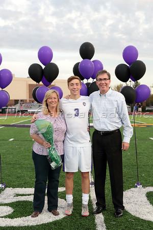 CHCA 2015 Soccer Senior Recognition 10.06