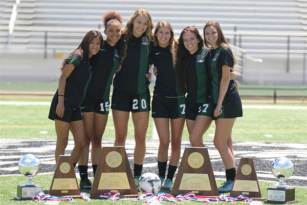 2016 Kennedale LadyKat State Champs