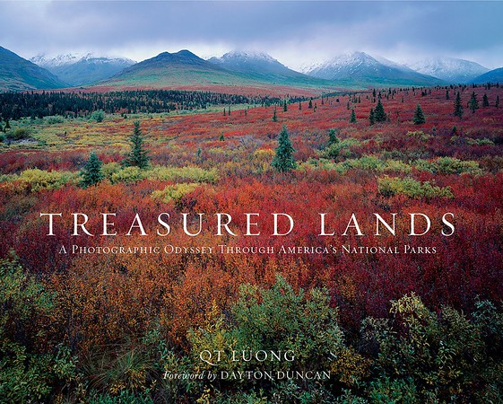 Treasured Lands by QT Luong