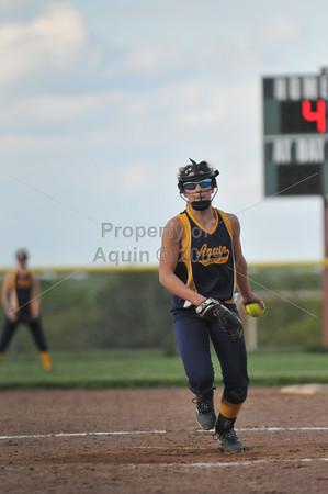 softball vs s beloit  5.8.12