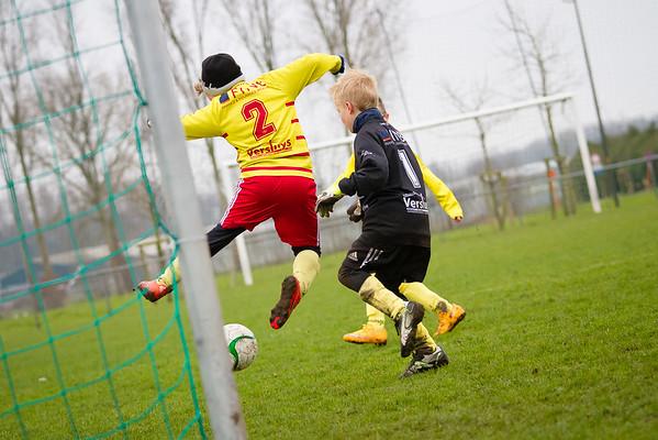 28/03/2015: SKV Overmere - KFC Edeboys
