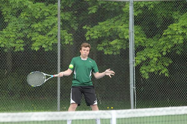 WUHS Boys Tennis Playoffs