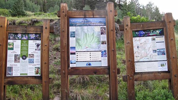 Wetterhorn Peak 14,015 feet