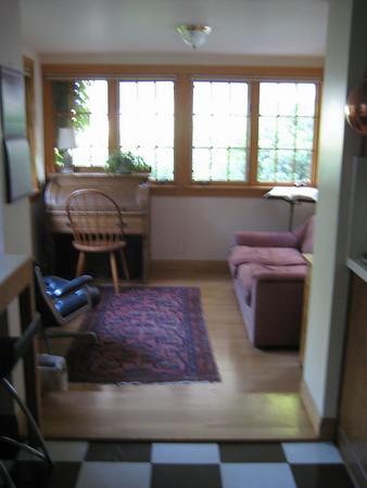 """The """"Hemingway"""" sunroom"""
