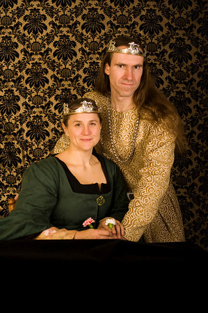 Prince Edward and Princess Marguerite