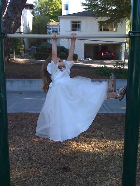 Princesses need to climb too