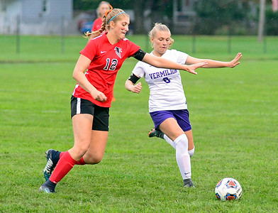Firelands girls rally to beat Vermilion