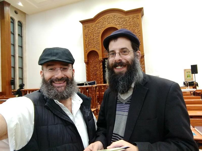 Shmuel & Micha