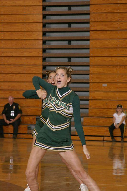 Grayson North (Cheer-off 7th grade 10-3-04)
