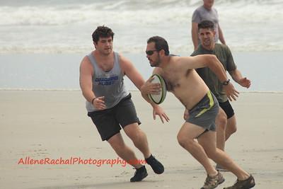 Beach Rugby Fundraiser