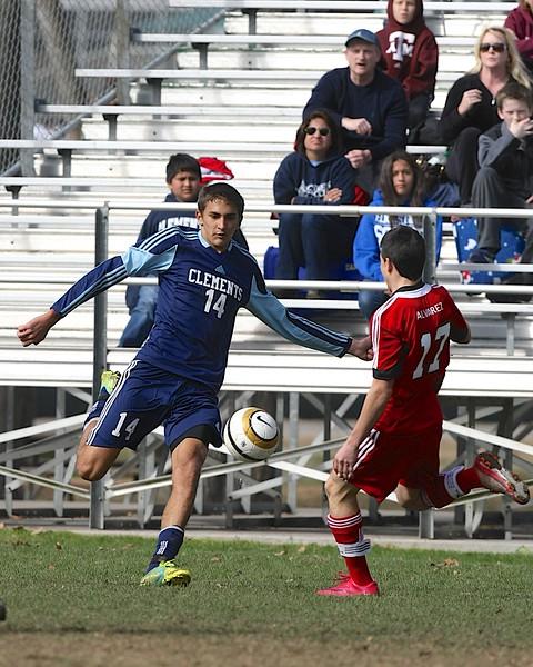 19-Jan-2013 vs Langham Creek