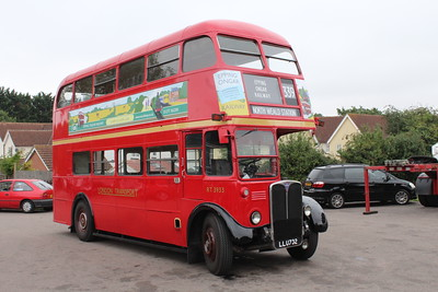 Epping and Ongar Railway Shuttle Bus Service