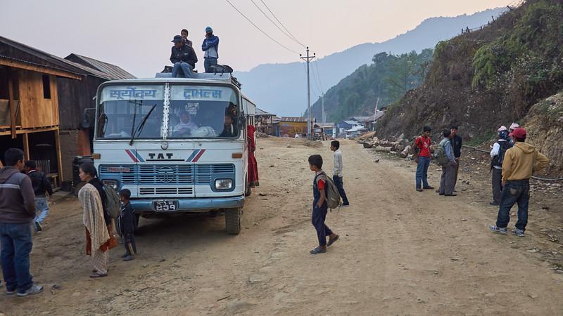 Návrat do Kathmandu