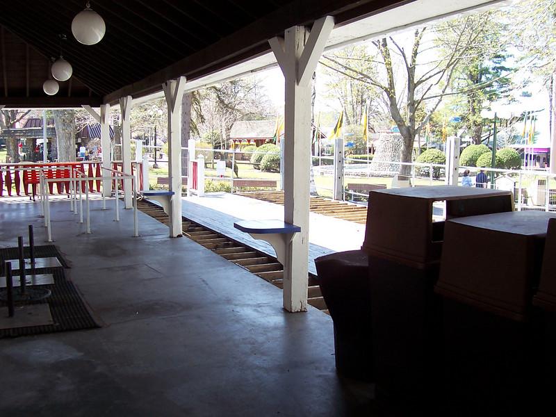 Rebuilding the Gables Grill deck.