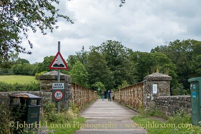 Tintern to Tidenham Tunnel - Wye Valley Greenway