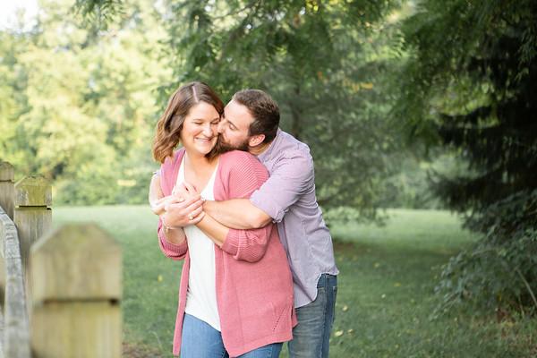 Logan and Jillian Engagement Photos