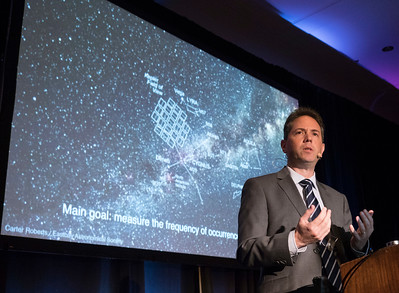 Plenary Lecture: Joshua Winn