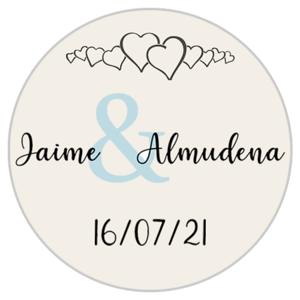 Jaime y Almudena