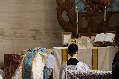 14th Anniversary of Summorum Pontificum - Low Mass