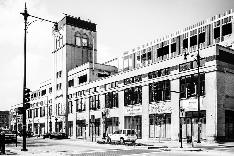 Devry University - Former Sears Building