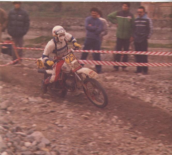 1982:enduro a Messina