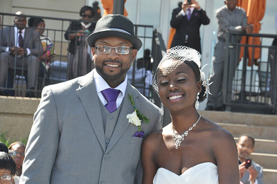 Trevern & Tessra Youngblood Wedding Sept 28, 2013
