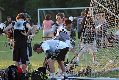 Evergreen Lacrosse Summer 2015