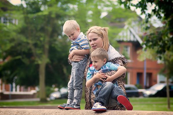 Emma & Family