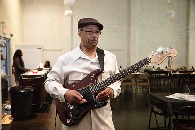 Berks 4-5-13 Jazz-n-More featuring Frank McCraken and Tom Larsen's Blues Band