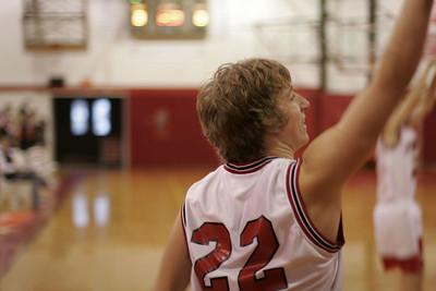 Boys JV Basketball - 2/17/2006 Ludington