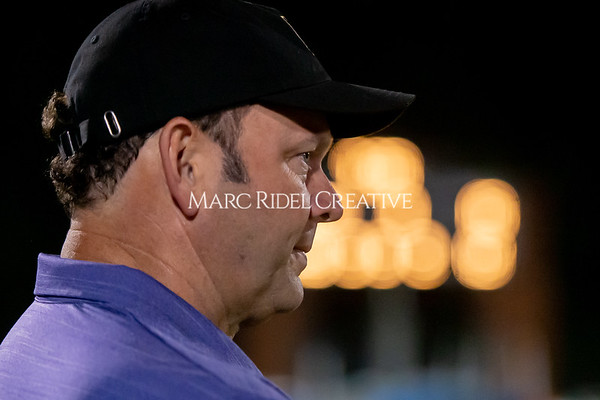 Broughton Varsity football at Southeast Raleigh. October 4, 2019. D4S_5122