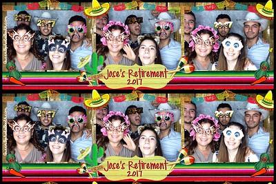 Jose's retirement Party