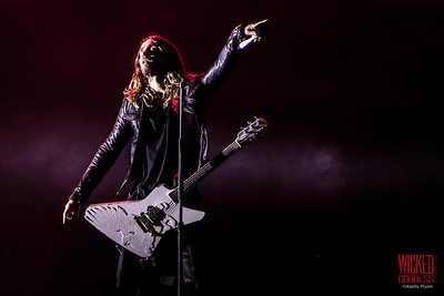Thirty Seconds to Mars at the Hollywood Bowl - 2013