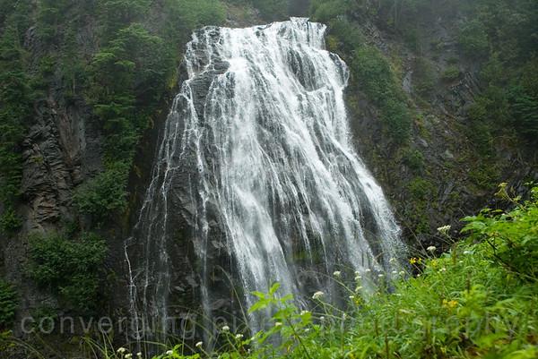 """Narada Falls #1 "", Mt. Rainier National Park,  Wa."