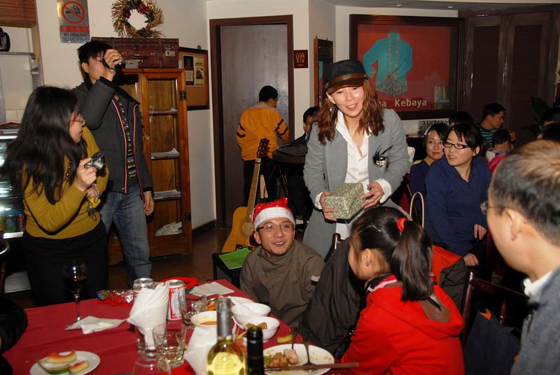 [20101225] Christmas Party 2010 @ Malacca Legend (88).JPG