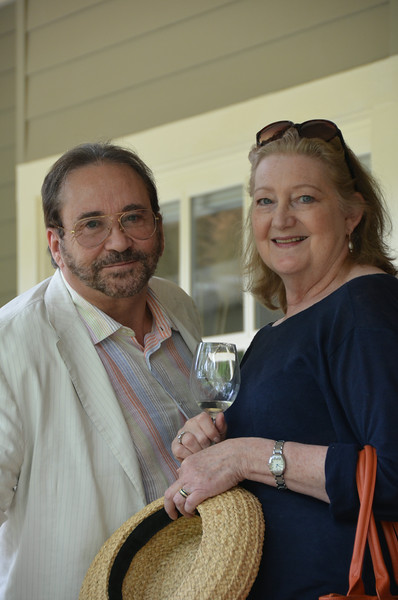 Vintner's Luncheon at Jaffe Estate
