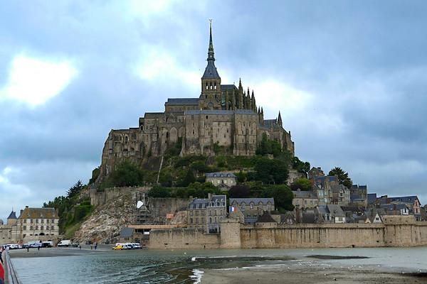 Saint Malo and Mont St. Michel 6/28/17