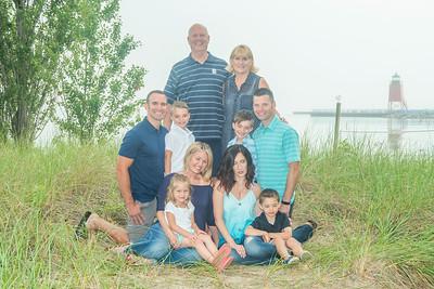 Jamie Miller Family