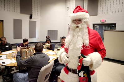 AID Christmas Party